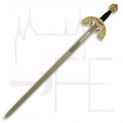 Tizona del Cid - dorada